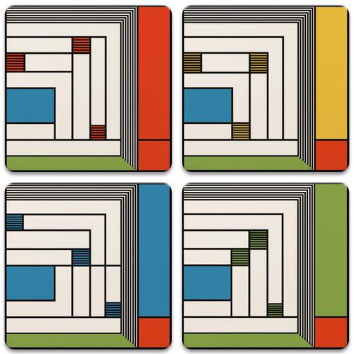 Frank Lloyd Wright® Harold Price Jr. Rug