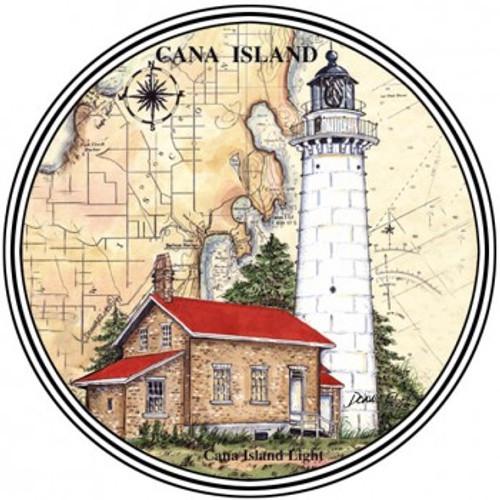 Cana Island, WI