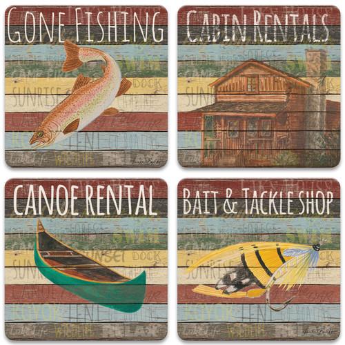 Lake Words by Linda Baliko