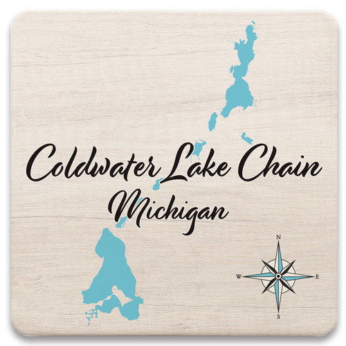 Coldwater Lake Chain LakeSide