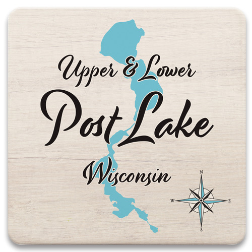 Upper and Lower Post Lake LakeSide