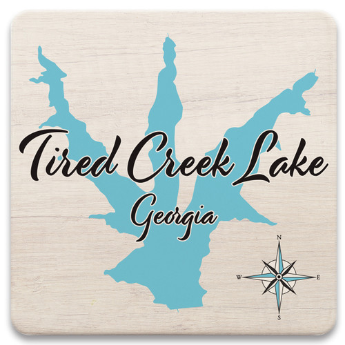Tired Creek Lake LakeSide