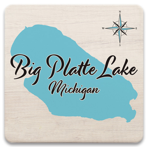 Big Platte Lake LakeSide