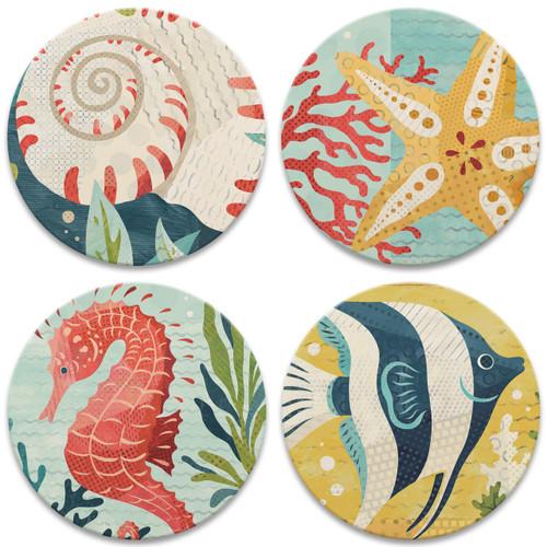 Sealife Collage