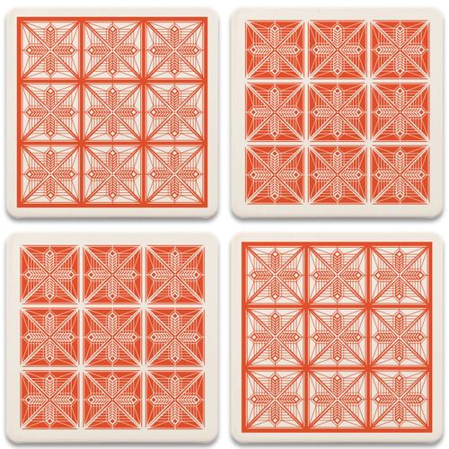 Frank Lloyd Wright® Dana-Thomas Poinsettia