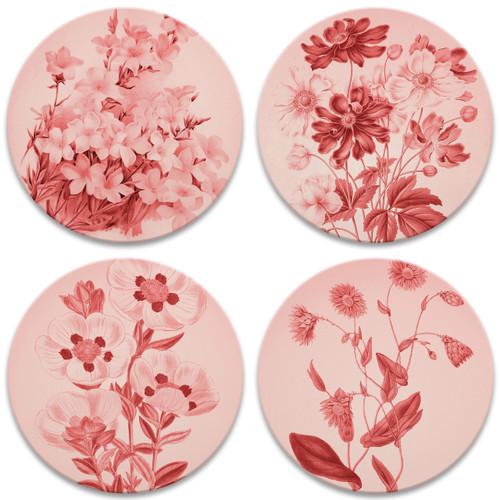 Scarlet Floral
