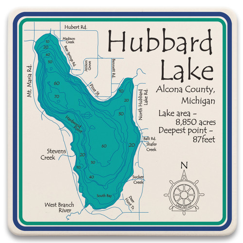 Hubbard Lake LakeArt