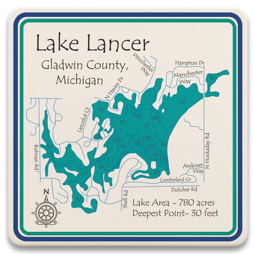 Lake Lancer LakeArt