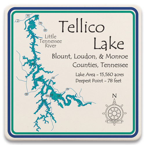 Tellico Lake LakeArt