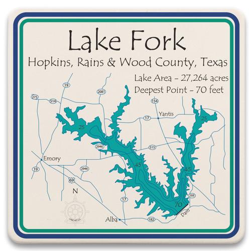 Lake Fork Resevoir LakeArt