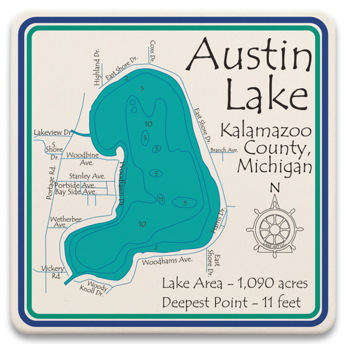 Austin Lake LakeArt
