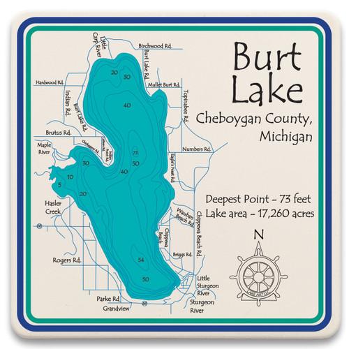 Burt Lake LakeArt