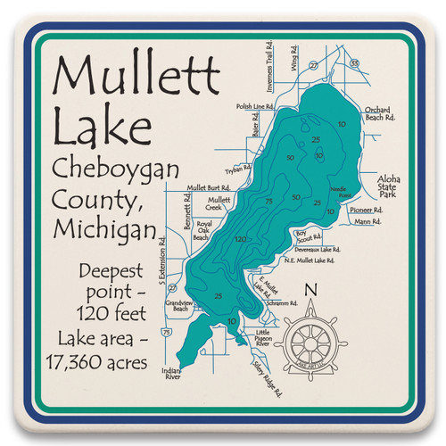 Mullett Lake LakeArt