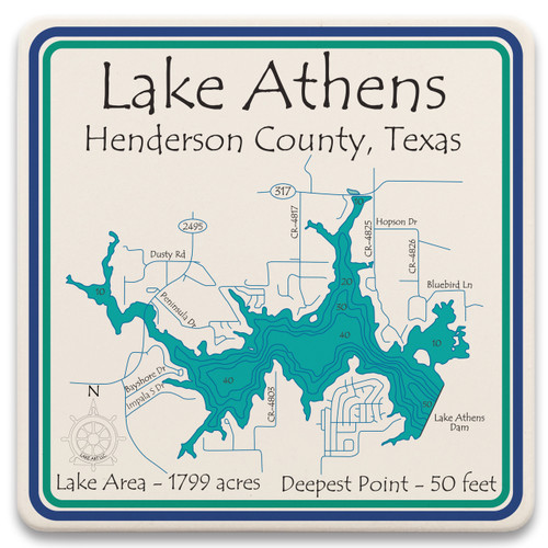 Lake Athens LakeArt