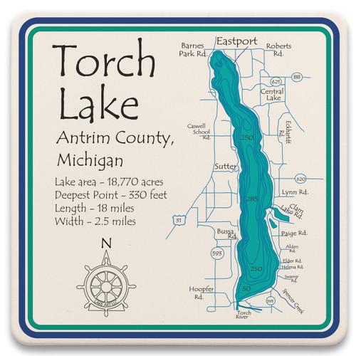 Torch Lake LakeArt