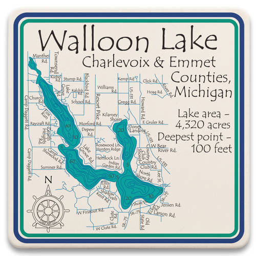 Walloon Lake LakeArt
