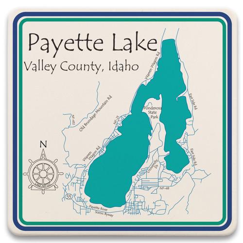 Payette Lake LakeArt