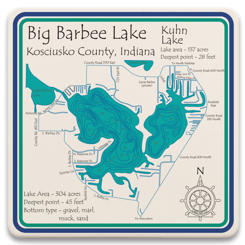 Big Barbee LakeArt