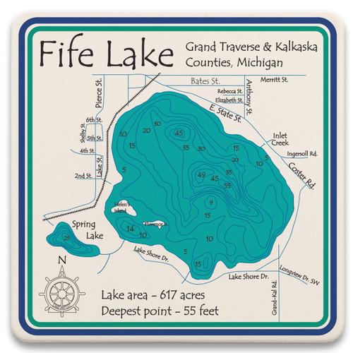 Fife Lake LakeArt