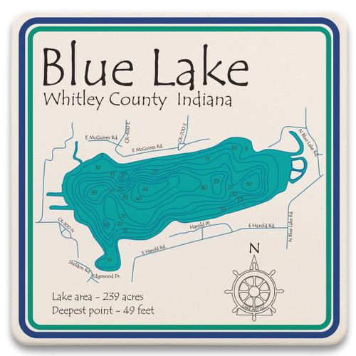 Blue Lake LakeArt