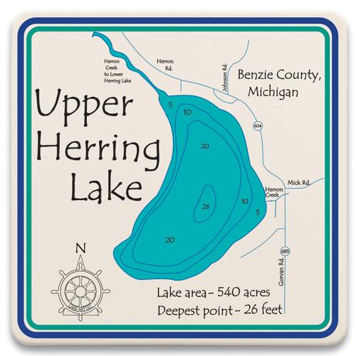 Upper Herring Lake LakeArt