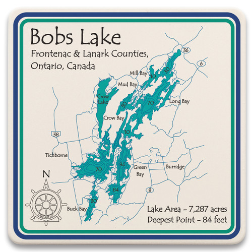 Bobs Lake LakeArt