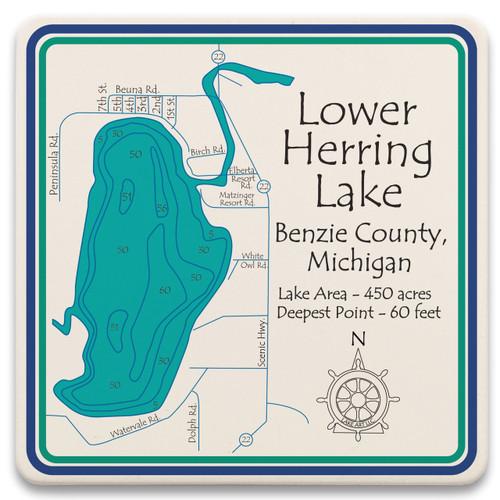 Lower Herring Lake LakeArt