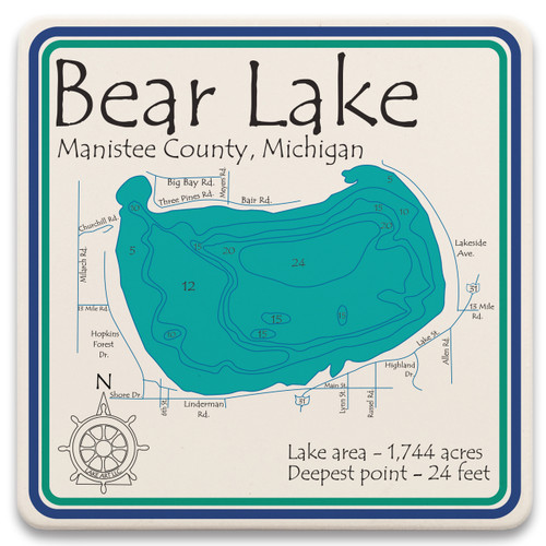 Bear Lake LakeArt