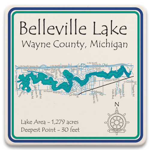 Belleville Lake  LakeArt