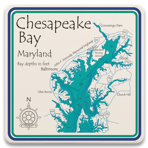 Chesapeake Bay LakeArt
