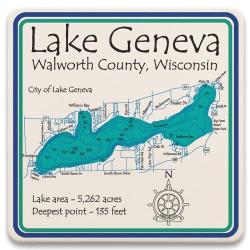 Geneva Lake LakeArt