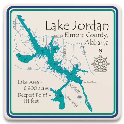 Lake Jordan LakeArt