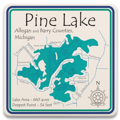 Pine Lake LakeArt