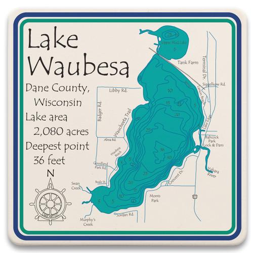 Lake Waubesa LakeArt