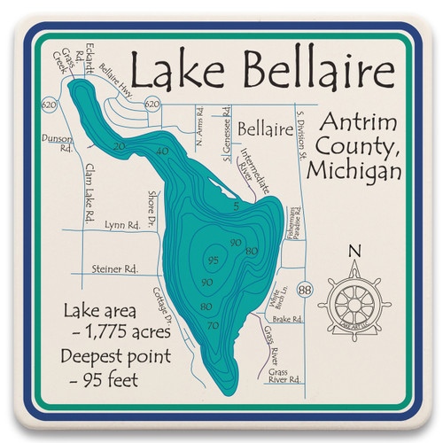 Lake Bellaire LakeArt