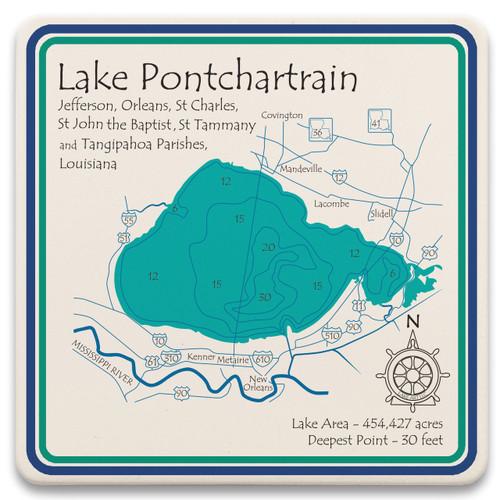 Lake Pontchartrain LakeArt