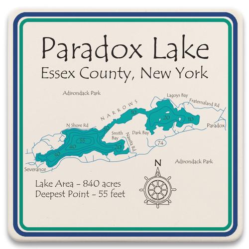 Paradox Lake LakeArt