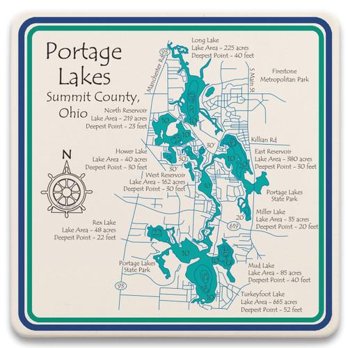 Portage Lake LakeArt