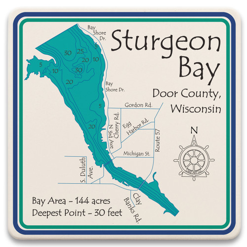 Sturgeon Bay LakeArt
