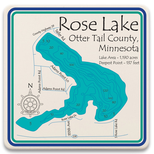 Rose Lake LakeArt