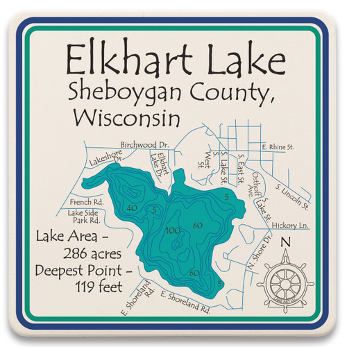 Elkhart Lake LakeArt