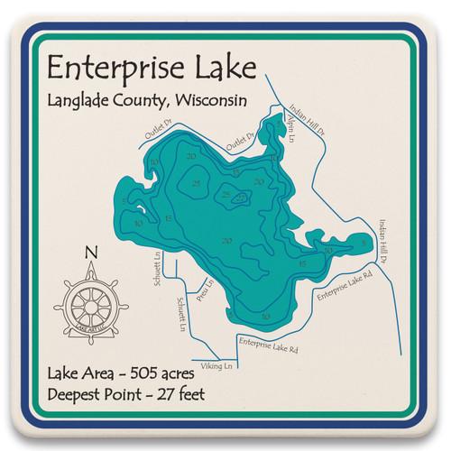 Enterprise Lake LakeArt