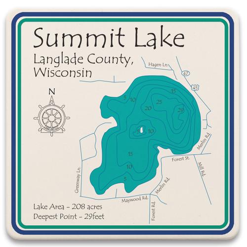 Summit Lake  LakeArt