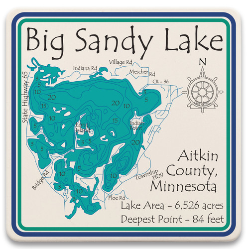 Big Sandy Lake LakeArt
