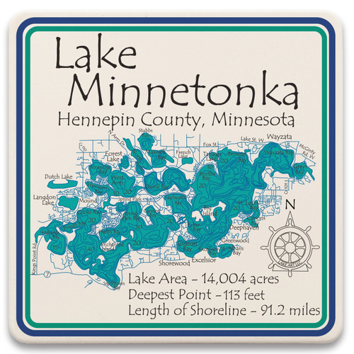 Lake Minnetonka LakeArt