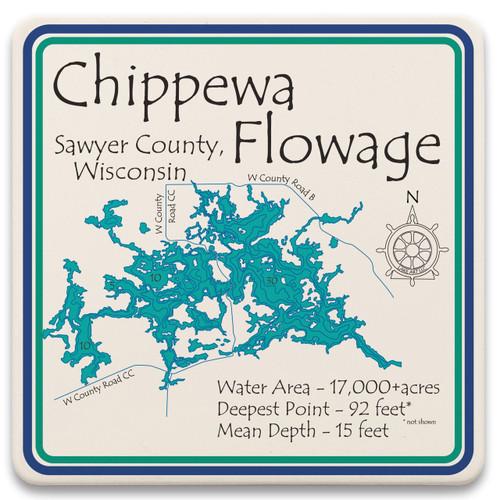 Chippewa Flowage LakeArt