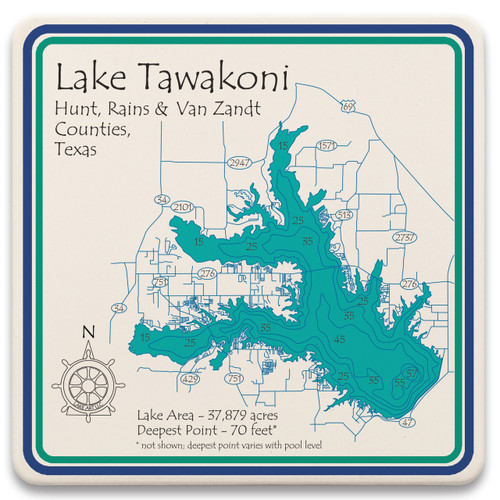 Lake Tawakoni  LakeArt