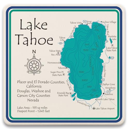 Lake Tahoe LakeArt