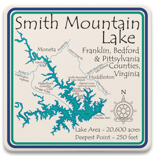 Smith Mountain Lake  LakeArt