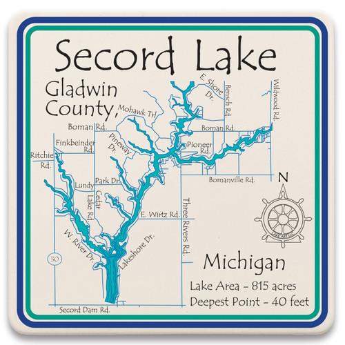 Second Lake  LakeArt